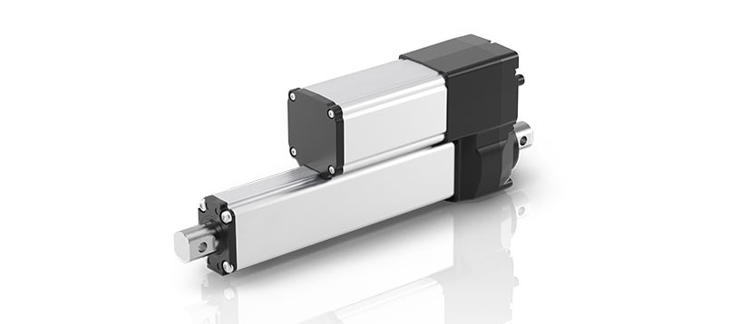 Linear drive LD1000 front view